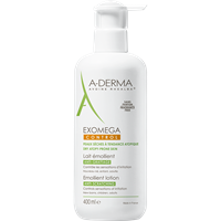 A-Derma Exomega Control Lotion, 400 ml.